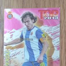 Coleccionismo deportivo: CROMO N° 611 VERDU TOP FUCSIA ESPAÑOL C. F FICHA LIGA MUNDICROMO 2012 2013 12 13. Lote 255306930
