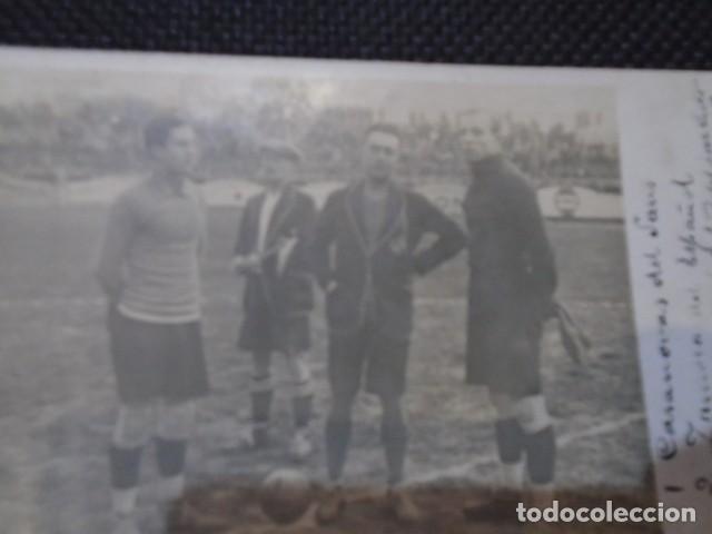 Coleccionismo deportivo: (F-210410)POSTAL FOTOGRAFICA RICARDO ZAMORA R.C.D.ESPAÑOL,1-U.D.SANS,1 - 29-1-1928 - Foto 7 - 256027890