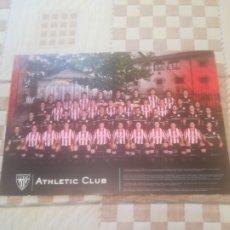 Coleccionismo deportivo: TARJETÓN FOTOGRAFÍA OFICIAL ATHLETIC CLUB BILBAO 2012-2013. BIELSA,LLORENTE,IRAOLA,SUSAETA,MUNIAIN... Lote 257897825