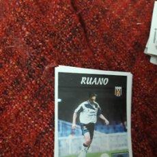 Coleccionismo deportivo: 282 RUANO MÉRIDA PANINI 97 98 1997 1998 SIN PEGAR. Lote 258805180