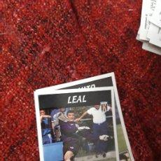 Coleccionismo deportivo: 273 LEAL MÉRIDA PANINI 97 98 1997 1998 SIN PEGAR. Lote 258805240