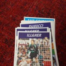 Coleccionismo deportivo: 1 ILLGNER REAL MADRID PANINI 97 98 1997 1998 SIN PEGAR. Lote 258805800