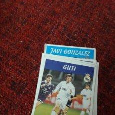 Coleccionismo deportivo: GUTI 12A REAL MADRID PANINI 97 98 1997 1998 SIN PEGAR. Lote 258805930