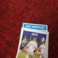 Coleccionismo deportivo: GUTI 12A REAL MADRID PANINI 97 98 1997 1998 SIN PEGAR. Lote 258805945