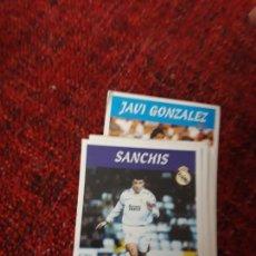 Coleccionismo deportivo: SANCHIS 6 REAL MADRID PANINI 97 98 1997 1998 SIN PEGAR. Lote 258805975