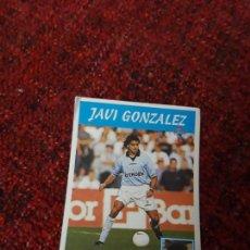 Coleccionismo deportivo: JAVI GONZÁLEZ CELTA 250 PANINI 97 98 1997 1998 SIN PEGAR. Lote 258806195