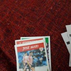 Coleccionismo deportivo: JOSE MARI 87 ATHLETIC DE BILBAO PANINI 97 98 1997 1998 SIN PEGAR. Lote 258808005