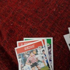 Coleccionismo deportivo: 95 URZAIZ ATHLETIC DE BILBAO PANINI 97 98 1997 1998 SIN PEGAR. Lote 258808075