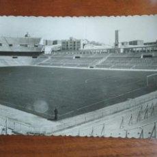 Colecionismo desportivo: POSTAL ESTADIO CHAMARTIN REAL MADRID SANTIAGO BERNABEU - GARCIA GARRABELLA NERYP Nº 118. Lote 260294270