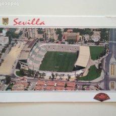 Coleccionismo deportivo: POSTAL ESTADIO BENITO VILLAMARÍN REAL BETIS SEVILLA - ESCUDO DE ORO - Nº 24. Lote 260294705