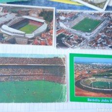 Colecionismo desportivo: POSTALES DE ESTADIOS. Lote 260298615