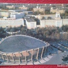 Collezionismo sportivo: POST CARD CAMPO ESTADIO STADIO STADIUM STADE STADION FOOTBALL ? SOCCER ? VARNA BULGARIA PALACE SPORT. Lote 260543255