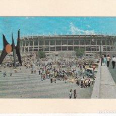 Colecionismo desportivo: POSTAL ESTADIO AZTECA. MEXICO, D.F. (MEXICO). Lote 261589415