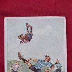 Coleccionismo deportivo: POSTAL FÚTBOL B.K.W.I. 228-1 AÑO 1922. Lote 261856910