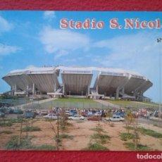 Coleccionismo deportivo: POST CARD CAMPO ESTADIO STADIO STADIUM STADE STADION FOOTBALL DE SOCCER SAN S. NICOLA BARI ITALIA ... Lote 261901715