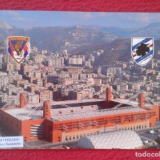 Coleccionismo deportivo: POST CARD CAMPO ESTADIO STADIO STADIUM STADE STADION FOOTBALL DE CALCIO GENOVA MARASSI SAMPDORIA..... Lote 261969155