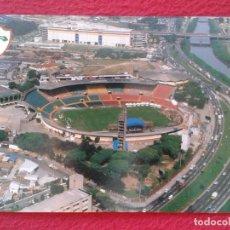 Coleccionismo deportivo: POSTAL CAMPO ESTADIO STADIUM STADE FOOTBALL CALCIO FUTEBOL BRASIL SAO PAULO OSWALDO TEIXEIRA DUARTE. Lote 263183350