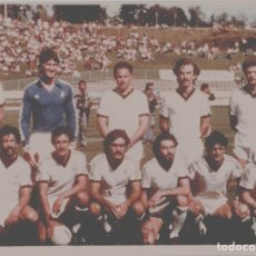Coleccionismo deportivo: LOTE B-FOTOGRAFIA SELECCION DE FUTBOL NEW ZELANDA AÑOS 70-80? 23X17 CENTIMETROS. Lote 265347959