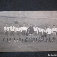 Coleccionismo deportivo: CATALUNYA-EQUIPO DE FUTBOL-FOTOGRAFICA-POSTAL ANTIGUA-(81.107). Lote 265986208
