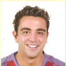 Collezionismo sportivo: BARÇA. XAVI. FUTBOL CLUB BARCELONA. ED. JOSMA SPORT . 1997.-VELL I BELL. Lote 268842499