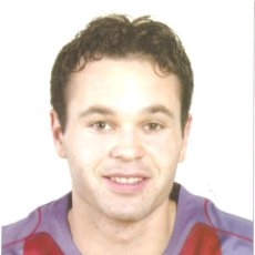 Collezionismo sportivo: BARÇA. INIESTA. FUTBOL CLUB BARCELONA. ED. JOSMA SPORT . 1997.-VELL I BELL. Lote 268842569