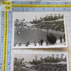 Collezionismo sportivo: 2 FOTOS FOTOGRAFÍAS. ESTADIO CAMPO DE FÚTBOL A DETERMINAR. MÁLAGA? CÓRDOBA? SEVILLA? GRANADA?. 248. Lote 268900219
