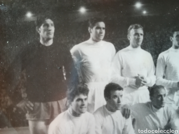 Coleccionismo deportivo: EQUIPO FÚTBOL REAL MADRID AÑOS 60 DI STEFANO PUSKAS GENTO - Foto 2 - 268960564
