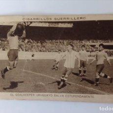 Coleccionismo deportivo: POSTAL FINAL DE FUTBOL OLIMPIADAS 1928. Lote 269730058