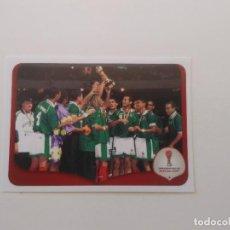 Coleccionismo deportivo: 261 TROFEO SELECCIÓN MÉXICO 1999 COPA CONFEDERACIONES RUSIA 2017 CROMO STICKER FÚTBOL PANINI. Lote 270953518