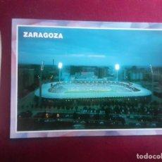Colecionismo desportivo: POSTAL DEL ESTADIO DE FÚTBOL DE ZARAGOZA. Lote 275600108