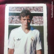 Colecionismo desportivo: POSTAL DE BUTRAGUEÑO. REAL MADRID. Lote 275600153