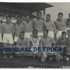 Coleccionismo deportivo: (F-210723)POSTAL FOTOGRAFICA REAL OVIEDO AÑOS 20-30-FOTO MENA. Lote 276177933