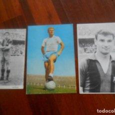 Coleccionismo deportivo: FUTBOL POSTAL ORIGINAL LOTE POSTALES FUTBOL CLUB BARCELONA BARSA KOCKCIS OLIVETTA. Lote 276469873