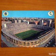 Coleccionismo deportivo: REAL MADRID G 167 - ESTADIO SANTIAGO BERNABEU, AÑO 1962 - FOTO POSTAL TAMAÑO 14,5X21 CM.. Lote 276668363