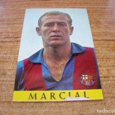 Coleccionismo deportivo: POSTAL F C BARCELONA MARCIAL. Lote 277684828