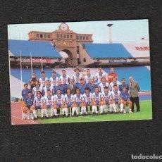 Coleccionismo deportivo: CALENDARIO PUBLICITARIO. REAL CLUB ESPAÑOL - ALINEACION. AÑO 20031998. Lote 278381313