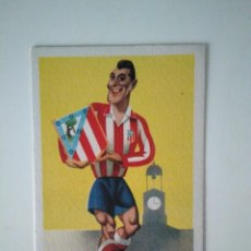 Coleccionismo deportivo: ANTIGUA TARJETA POSTAL ATLÉTICO DE MADRID. Lote 278395923