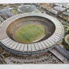 Coleccionismo deportivo: POSTAL ESTADIO MUNICIPAL MARACANA, RIO DE JANEIRO. Lote 278868483