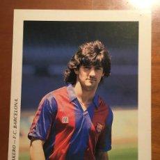 Coleccionismo deportivo: BAKERO FUTBOL CLUB BARCELONA POSTAL ORIGINAL ANTIGUA AÑOS 90 DREAM TEAM. Lote 278935108