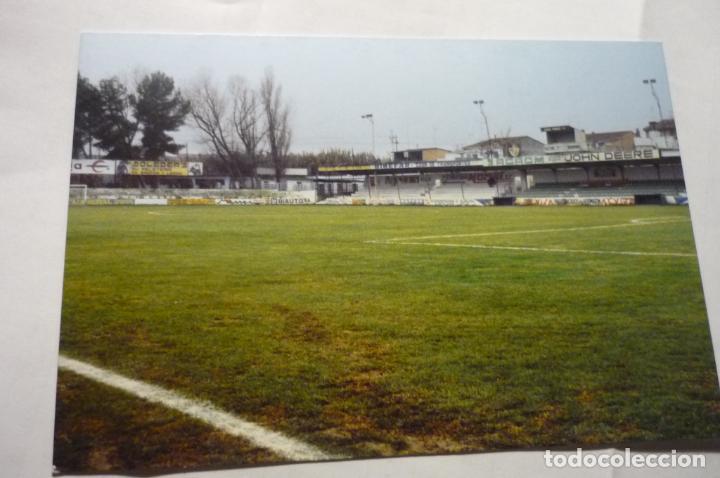 POSTAL FUTBOL BINEFAR CAMPO EL SEGALAR EDIC.LIMITADA (Coleccionismo Deportivo - Postales de Deportes - Fútbol)