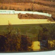 Coleccionismo deportivo: POSTAL MORROJABLE FUERTEVENTURA.-FUTBOL CAMPO MUNICIPAL EDIC.LIMITADA. Lote 279556303