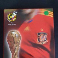 Colecionismo desportivo: POSTALES DE LOS CAMPEONES DEL MUNDO 2.010. Lote 280569828