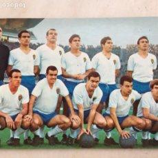 Coleccionismo deportivo: REAL ZARAGOZA. Lote 285246513