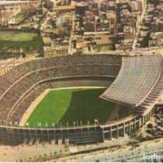 Coleccionismo deportivo: BARCELONA 2047 ESTADIO C. F. BARCELONA TALLERES A. ZERKOWITZ FOTÓGRAFO ESCRITA EN REVERSO.. Lote 285416908