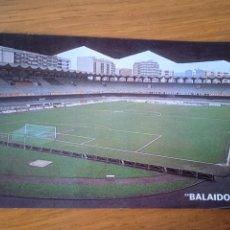 Coleccionismo deportivo: POSTAL DEL ESTADIO DEL CELTA. Lote 287007843
