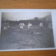 Coleccionismo deportivo: BILBAO. POSTAL FOTOGRÁFICA. FÚTBOL. AMADO FOTÓGRAFO. Lote 287007938