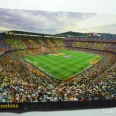 Coleccionismo deportivo: POSTAL ESTADIO CAMP NOU F.C. BARCELONA. Lote 287844868