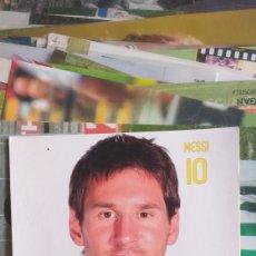 Coleccionismo deportivo: POSTAL OFICIAL MESSI FC.BARCELONA. Lote 287857063