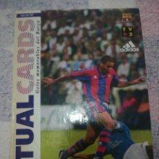 Coleccionismo deportivo: COLECCION VIRTUAL CARDS 3D BARSA. Lote 288226218