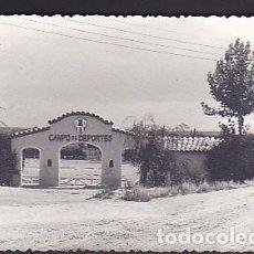 Coleccionismo deportivo: POSTAL ENTRADA AL CAMPO DE FUTBOL TORREGROSA ( LLEIDA ). Lote 289210953